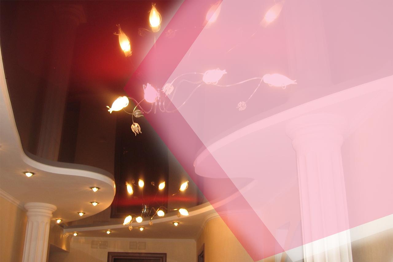 Дизайн освещения натяжных потолков – интересные идеи от специалистов «АстамГрупп»