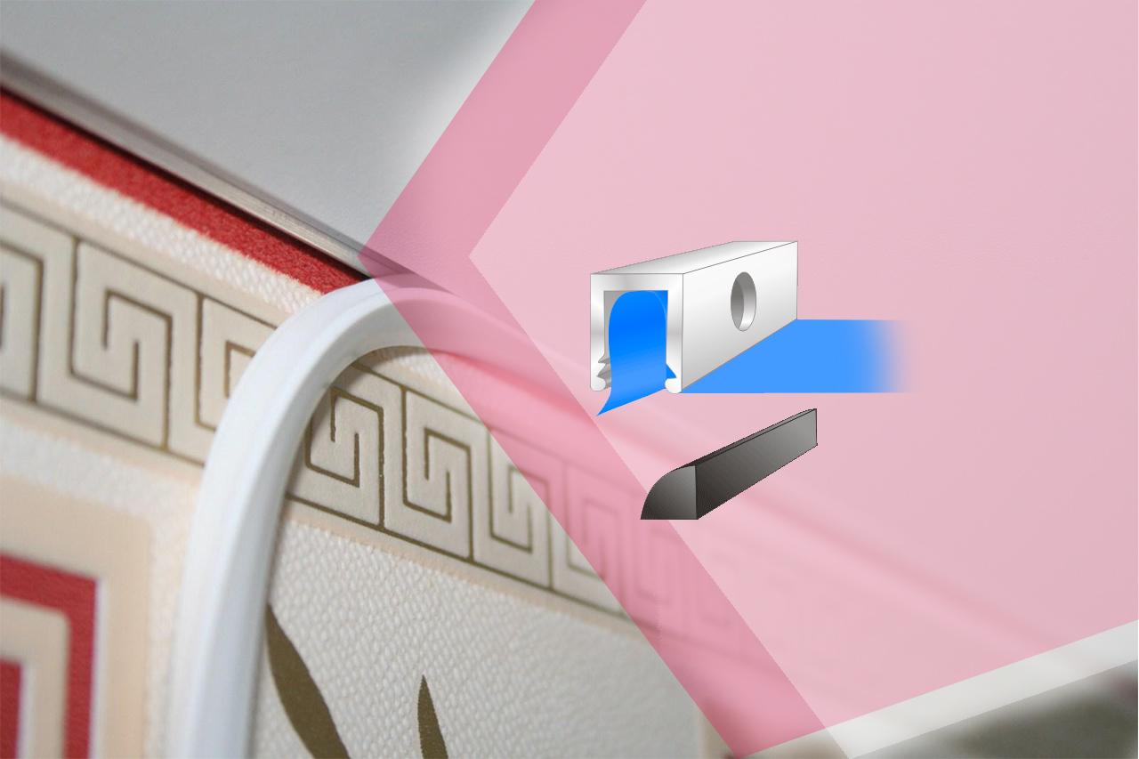 Выбор и установка плинтуса для натяжных потолков – рекомендации профессионалов «АстамГрупп»