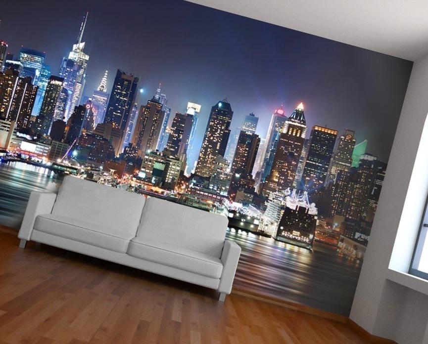 Натяжные стены как один из современных способов отделки помещений