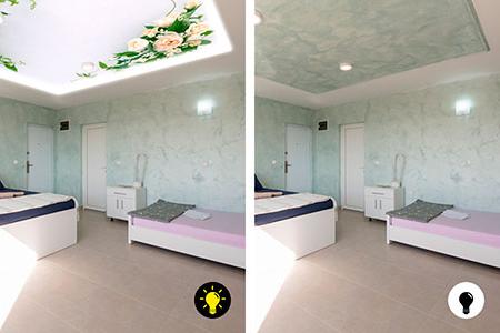 Натяжной потолок премиум класса – где выбрать и заказать элитный декор