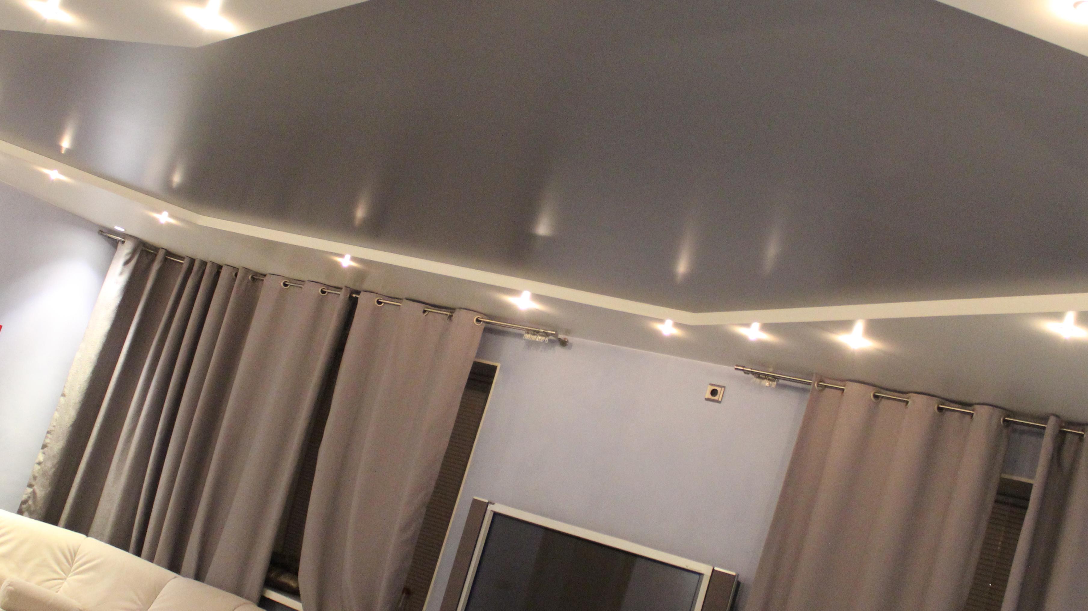 Натяжной потолок: дорого или нет